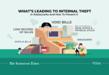 internal theft in restaurants