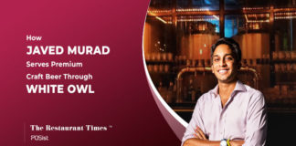 'There is a lack of options in the premium Craft Beer space', Javed Murad, White Owl