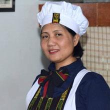 Mary Lalboi Of Rosang Cafe women foodpreneur