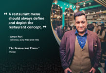 Aman Puri, The Man Behind The Innovative Imly Menu Reveals The Essentials Of Smart Menu Engineering