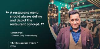 Aman Puri, The Man Behind The Innovative Imly Menu Reveals The Essentials Of Smart Menu Engineering