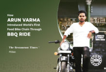 Arun Varma of BBQ Ride