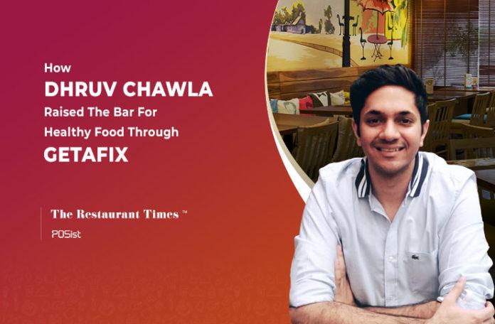 Dhruv Chawla of Getafix