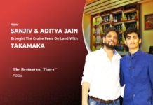 Sanjiv and Aditya Jain of Taka Maka