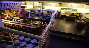 The cruise like restaurant setup of Taka Maka.