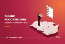 Online food delivery expands to smaller cities