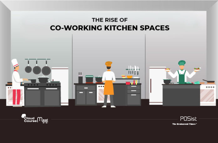 How Shared Kitchen Spaces Are Redefining The Cloud Kitchen Business