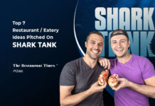 Restaurant Ideas that pitched on Shark Tank