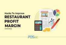 Controlling restaurant profit margin