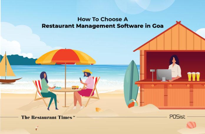 Choosing an ideal restaurant management software in Goa