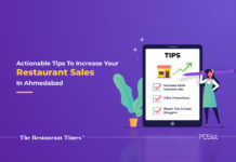 increasing restaurant sales in Ahmedabad
