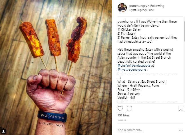 food blogger influencer marketing in Pune