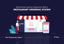 restaurant ordering system