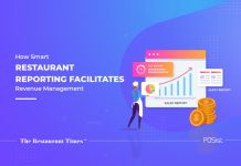 Restaurant reporting to aid revenue management
