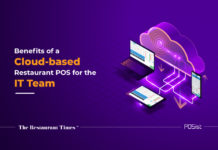 cloud based restaurant POS benefits for IT Team