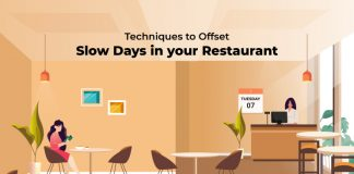 offset slow days restaurant