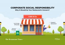CSR- restaurant business