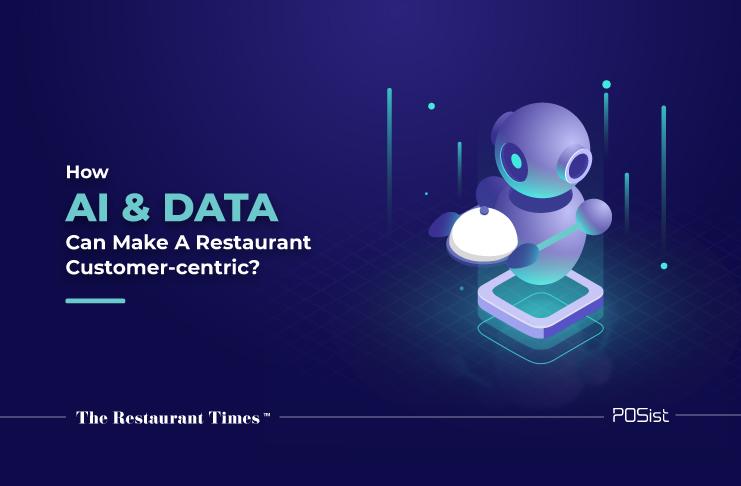 Customer data into restaurants