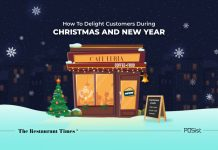 Christmas and New Year for restaurateurs