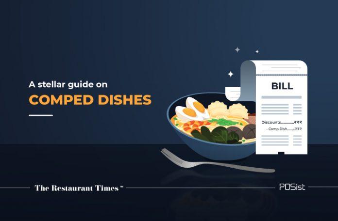 Comped-dish