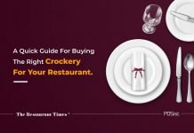 The right crockery for your restaurant