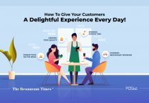 Factors affecting customer experience at a restaurant