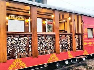 Restaurant on wheels in Chandigarh