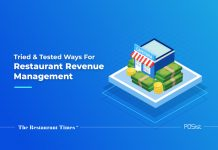 Restaurant revenue management