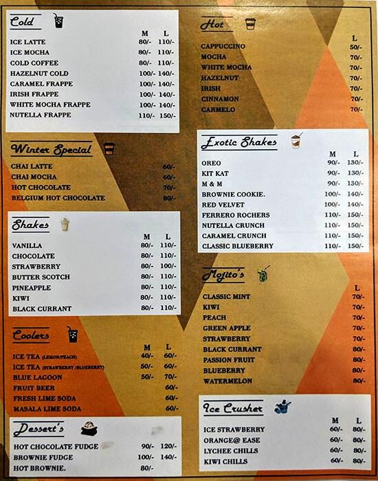 Restaurants using the same ingredient for their menu