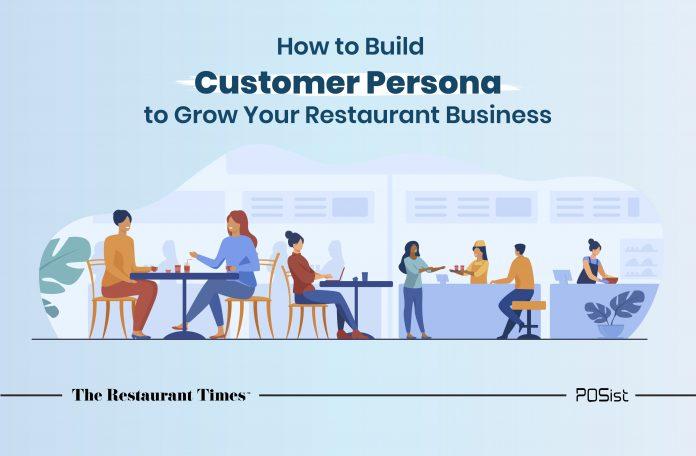restaurant customer persona