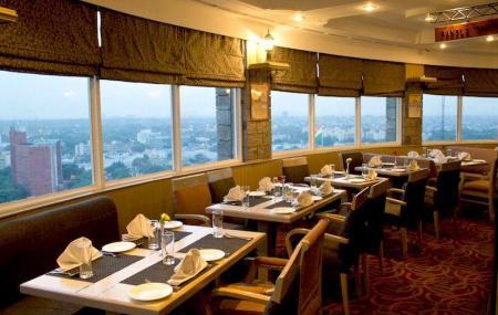 iconic restaurant Parikrama CP