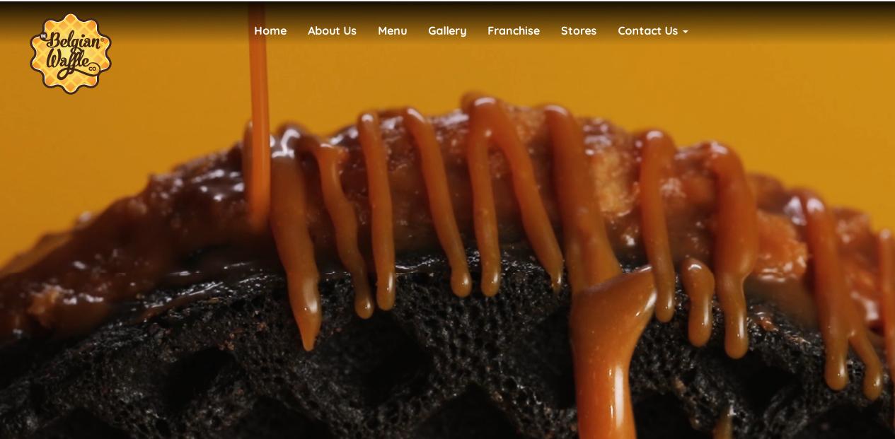 belgian waffle restaurant website
