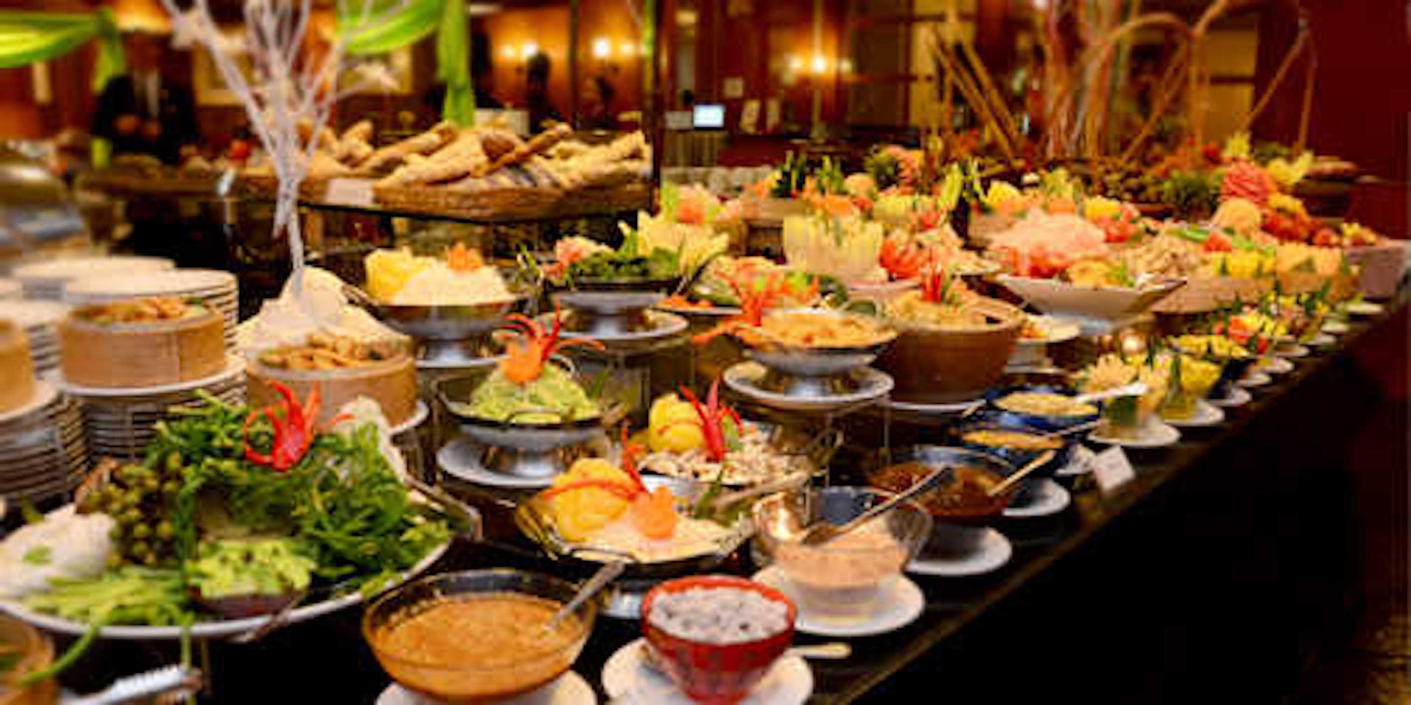 pros and cons of buffet restaurants