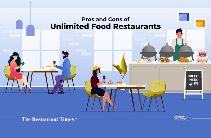 pros and cons of unlimited foodrestaurants