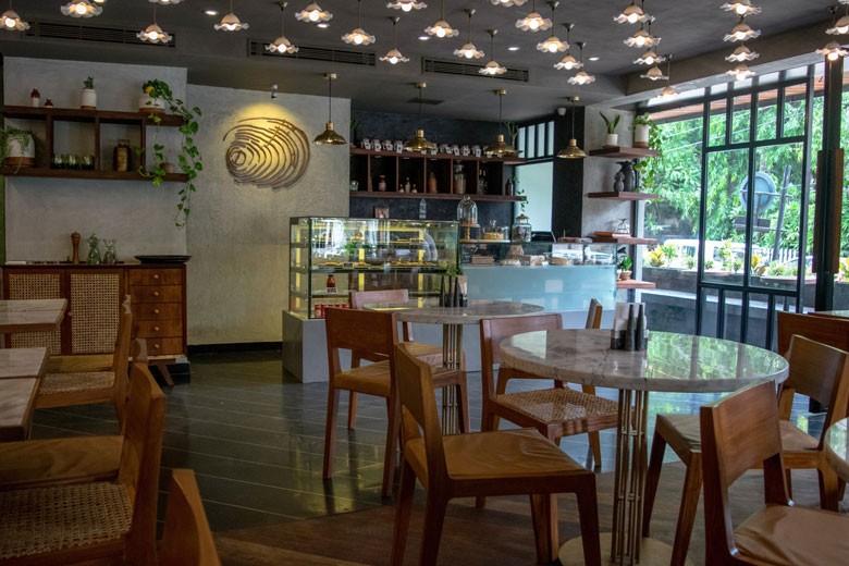 Little Green Cafe, Bengaluru
