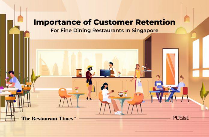customer retention Singapore restaurants