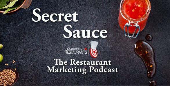 secret sauce restaurant podcast