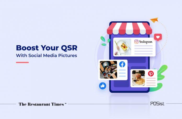 QSR Image Based Social Media Campaign
