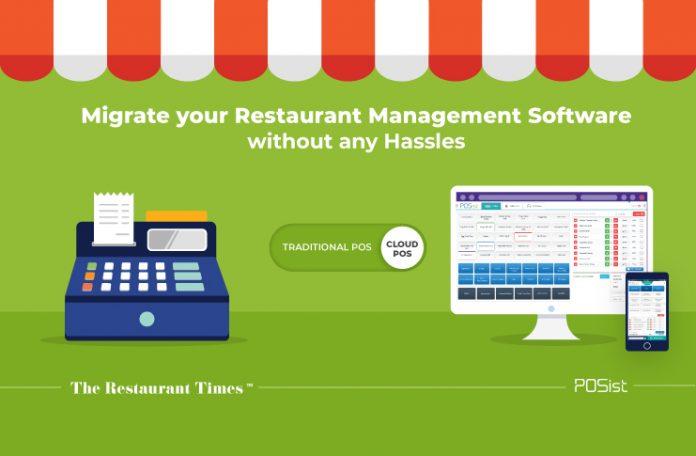 migrate restaurant management software