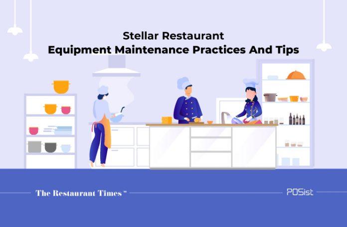 restaurant equipment maintenance Saudi Arabia