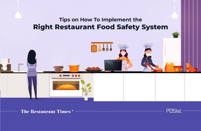restaurant food safety system