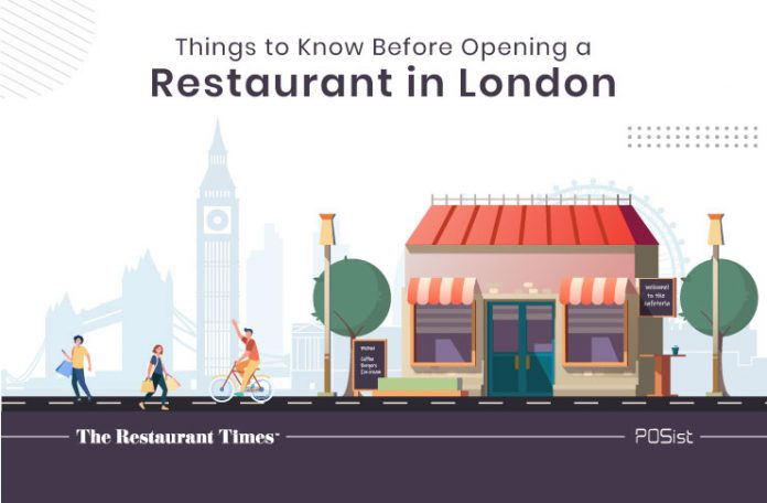 Things to Know Before Opening a Restaurant in London