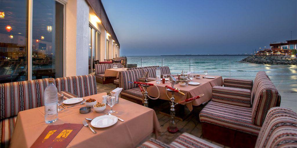 Restaurant location Dubai