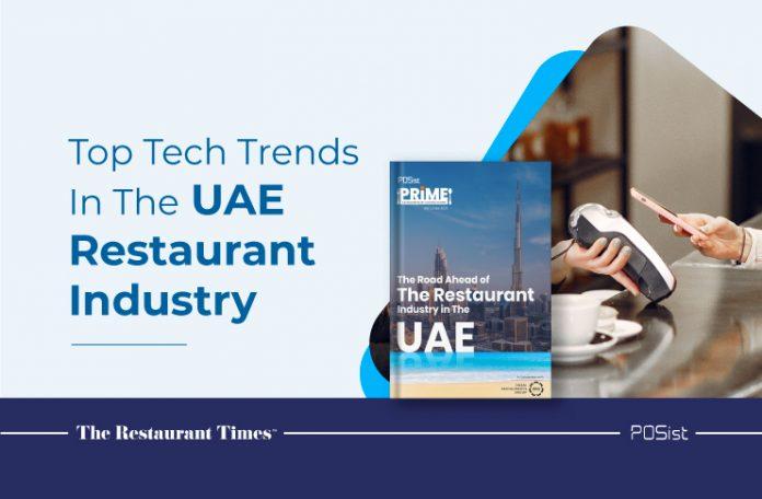 Top tech trends UAE