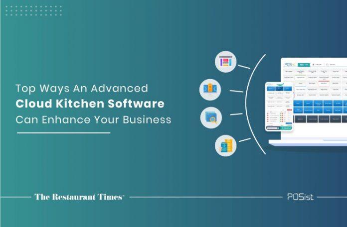 Cloud Kitchen Software Advantages