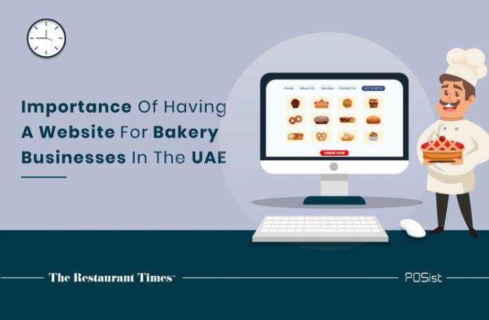 Bakery Business Website