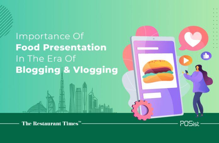 Importance of good food presentation