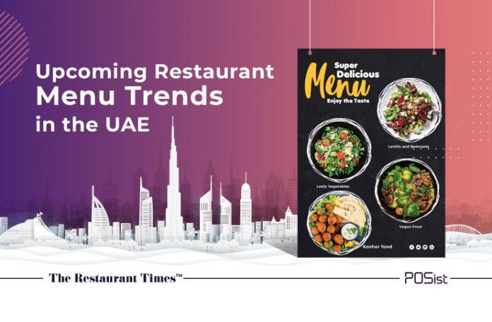 Restaurant Menu Trends in UAE