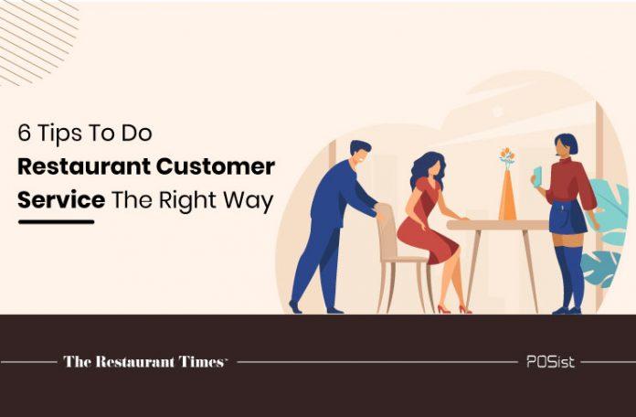 Restaurant Customer Service Tips