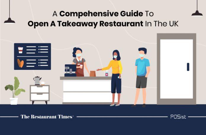 Opening a takeaway restaurant